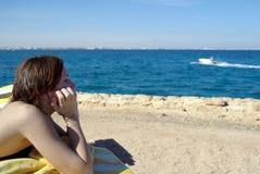 Sommer-Tage Lizenzfreies Stockbild