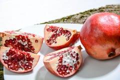 Sommer trägt gesunde Diät Italien Früchte Stockfotografie