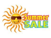 Sommer-Verkauf Lizenzfreies Stockfoto
