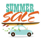 Sommer-Verkauf Stockfotos