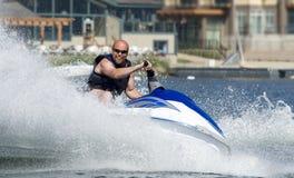 Sommer watersports lizenzfreie stockfotos