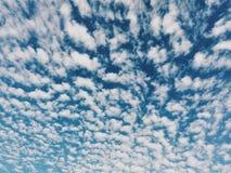 Sommer-Wolken Stockfotografie