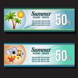 Sommerbeleg Lizenzfreie Stockbilder
