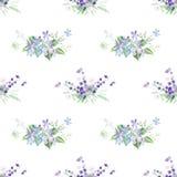 Sommerblumenzusammensetzung stockbilder