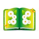 Sommerbuch Stockfotos