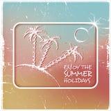 Sommerdesign Stockfotos