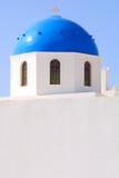 Sommerferien in Griechenland Stockbild