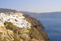 Sommerferien in Griechenland Lizenzfreies Stockfoto