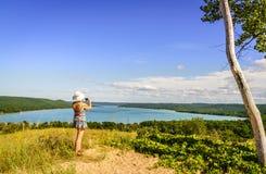 Sommerferien in Michigan Stockfoto