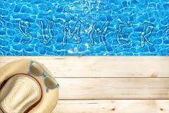Sommerferien und entspannen sich Lizenzfreie Stockfotos