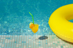 Sommerferienszene Lizenzfreie Stockfotografie