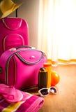 Sommerferienverpacken Lizenzfreie Stockfotografie