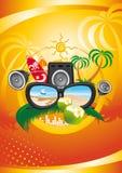 Sommerfest Lizenzfreie Stockfotos