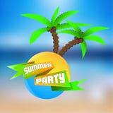 Sommerfest stockbilder