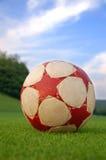 Sommerfußball Lizenzfreies Stockfoto