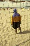 Sommerfußball Stockbild