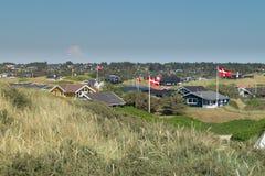 Sommerhäuser Lizenzfreie Stockbilder