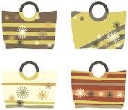 Sommerhandtaschen Stockbilder
