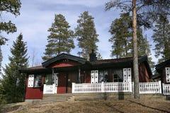 Sommerhaus Lizenzfreie Stockbilder