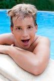 Sommerkind lizenzfreie stockfotografie