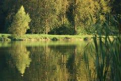 Sommerlandschaft 2 lizenzfreie stockfotografie