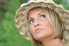 Sommermädchen Lizenzfreies Stockbild
