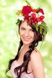 Sommermädchen Lizenzfreies Stockfoto