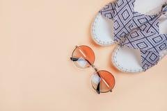 Sommermode flatay Lizenzfreies Stockfoto
