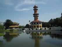 Sommerpalast Ταϊλάνδη Στοκ Φωτογραφία