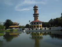Sommerpalast Thailand. Sommerpalast Bang Pa In Thailand Stock Photography