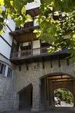 Sommerreise in Abchasien anblick Lizenzfreies Stockfoto