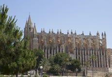 Sommerreise in Spanien Insel Majorca Stockbild