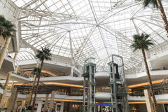 Sommerset centrum handlowe zdjęcia royalty free