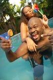 Sommerspaß Lizenzfreies Stockfoto