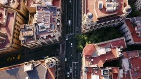 Sommertag Barcelona Stockbilder