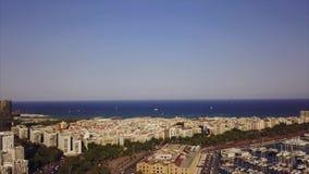 Sommertag Barcelona Lizenzfreie Stockfotografie