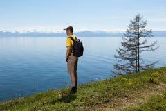 Sommerwanderer Lizenzfreies Stockfoto
