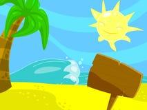Sommerzeit Lizenzfreies Stockfoto