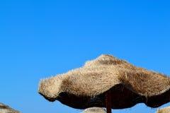Sommerzeit im Praia eine Stute 2 Stockbild