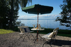 Sommerzeit in Skandinavien Lizenzfreie Stockfotografie