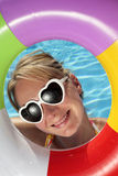 Sommerzeit-Spaß lizenzfreie stockfotos