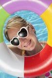 Sommerzeit-Spaß lizenzfreie stockbilder