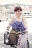 Sommerzeitradfahren Lizenzfreie Stockfotos