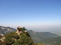 Sommet de montagne Photos libres de droits