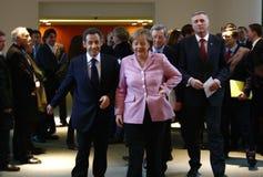 Sommet préparatoire de G 20, Berlin Image stock