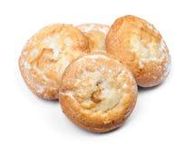 Sommige grote smakelijke koekjes Stock Foto