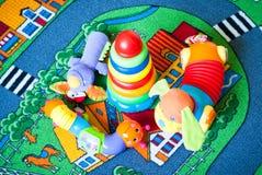 Sommige speelgoed Royalty-vrije Stock Foto