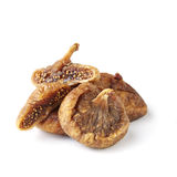 Sommige vruchten van droog fig. stock fotografie
