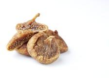 Sommige vruchten van droog fig. royalty-vrije stock foto