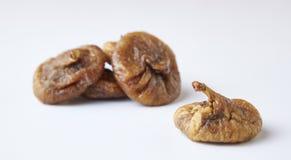 Sommige vruchten van droog fig. royalty-vrije stock afbeelding